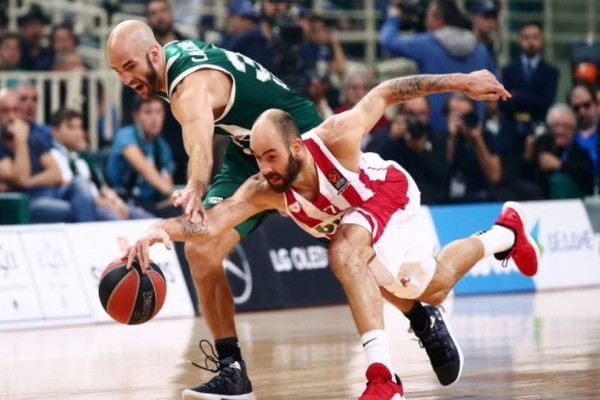 Euroleague: Την 12η αγωνιστική Παναθηναϊκός - Ολυμπιακός στο ΟΑΚΑ! Αναλυτικά το πρόγραμμα!