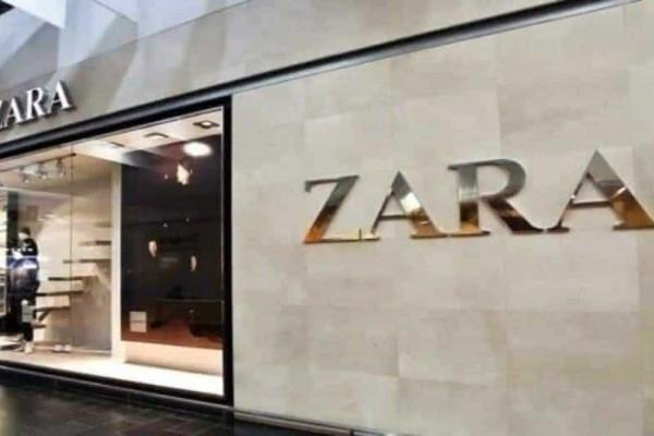 Zara: Tο καλοκαιρινό φόρεμα που κολακεύει κάθε σωματότυπο και θα σας τρελάνει!