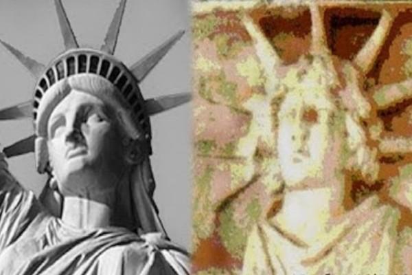 Όταν ο φωτοφόρος Απόλλωνας έγινε το Άγαλμα της Ελευθερίας! Άλλος ένας λαός που οφείλει το εθνικό του σύμβολο στους Έλληνες!