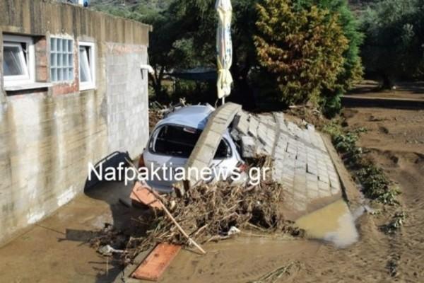 Τεράστιες ζημιές και στο Αντίρριο! (Video)