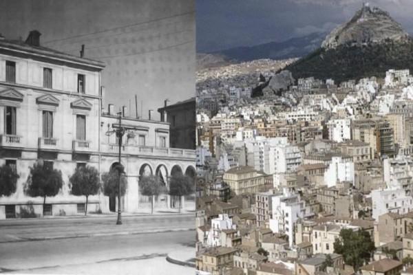 Η Αθήνα που χάθηκε στα χρόνια της αντιπαροχής και..που εξαφάνισε όλα τα νεοκλασικά της! (Video)