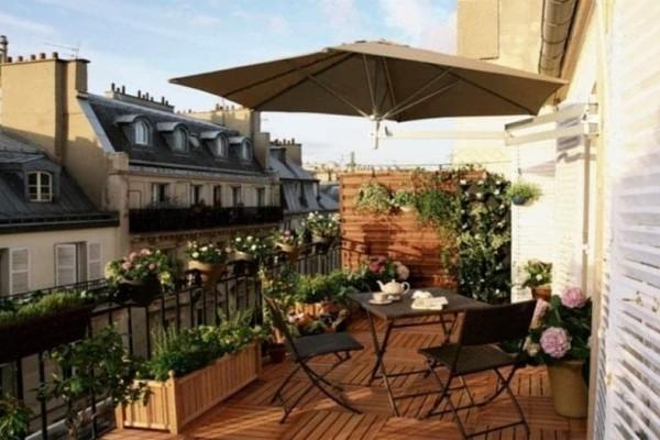 Φτιάξτε τον δικό σας κήπο στο μπαλκόνι σας εύκολα και γρήγορα!
