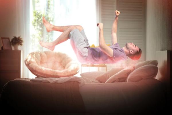 """Ύπνος- Όνειρα: Γιατί κάποιες φορές νιώθετε ότι """"πέφτετε από ψηλά""""!"""