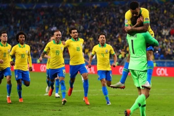 Copa America: Η Αργεντινή τα δοκάρια, η Βραζιλία τα γκολ!