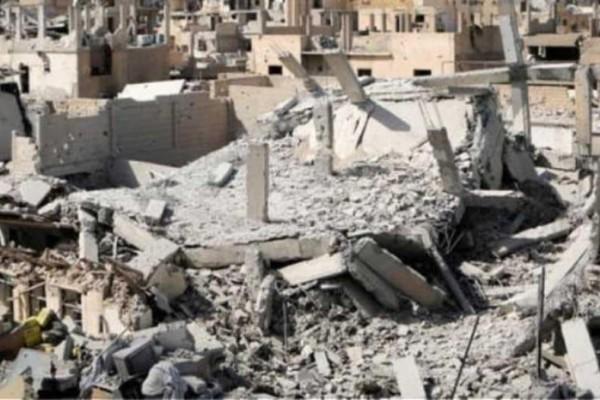Συρία:15 νεκροί εκ των οποίων και παιδιά από τους βομβαρδισμούς!