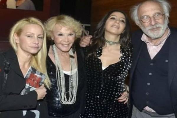 Σάλος: Η απίστευτη αποκάλυψη από την κηδεία της Λάσκαρη! Η Μαρία Ελένη, η Κουτουμάνου και στην μέση ο Λυκουρέζος!