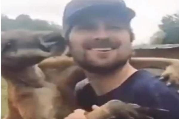 Συγκινητικό βίντεο: Άγρια ζώα σε τρυφερές στιγμές με ανθρώπους!