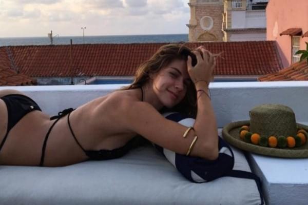 Η πανέμορφη ηθοποιός που υπόσχεται φιλί αν κερδίσει το Περού στο ποδόσφαιρο! (Photo)