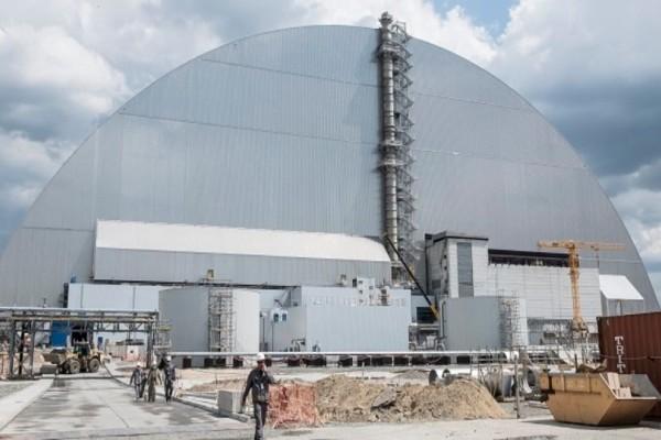 Τσερνόμπιλ: Παραδόθηκε το νέο προστατευτικό περίβλημα!