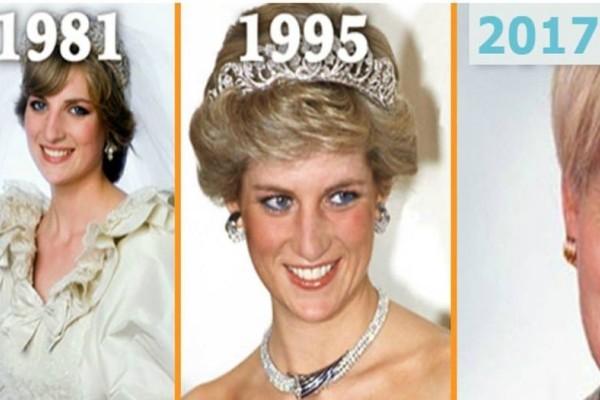 Ίδια η... Νατάσα Παζαΐτη: Έτσι θα ήταν η Πριγκίπισσα Νταϊάνα αν ζούσε σήμερα!