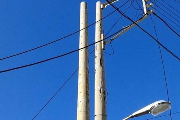 Πύργος: Νεκρός από ηλεκτροπληξία ενώ αφισοκολλούσε!
