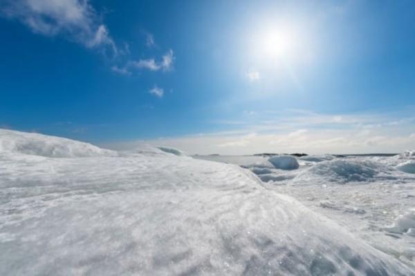 Βόρειος Πόλος: Aπόλυτο ρεκόρ ζέστης 21 βαθμών Κελσίου!