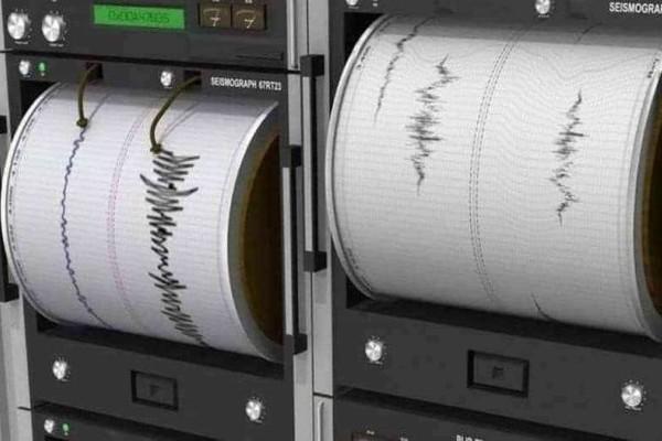 Ισχυρός σεισμός στην Κόρινθο!