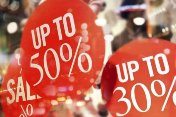 Εκπτώσεις 2019: Μέχρι πότε διαρκούν - Ποια Κυριακή θα είναι ανοιχτά τα καταστήματα;