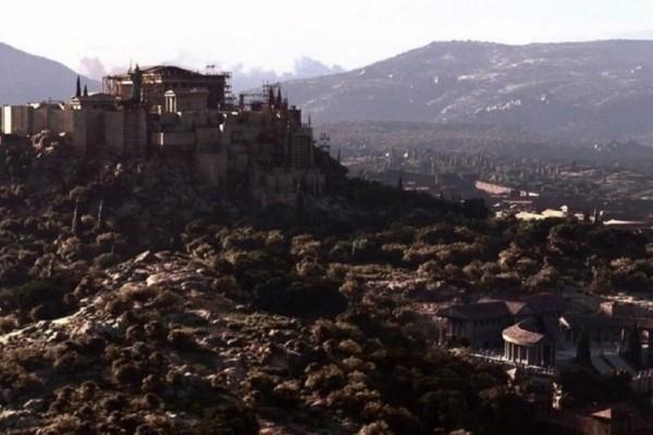 Έτσι ήταν η αρχαία Αθήνα! Η απεικόνιση που συγκινεί και συναρπάζει…(video)