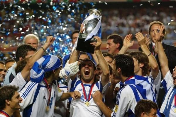 4 Ιουλίου 2004: Την ημέρα που η Ελλάδα έγινε Βασίλισσα της Ευρώπης!