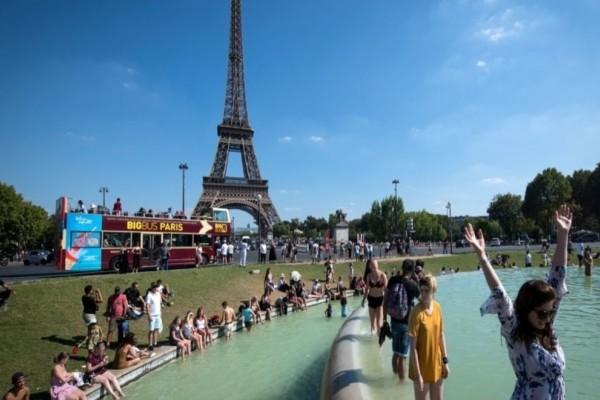 Ανάσες δροσιάς στην Ευρώπη! Μείωση του υδραργύρου τις επόμενες ημέρες!