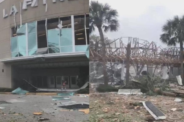 Πανικός στη Φλόριντα: Έκρηξη σε εμπορικό κέντρο! Δεκάδες τραυματίες!
