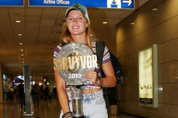 Κατερίνα Δαλάκα: Τι θα κάνει τις 100.000 ευρώ; Όλα όσα είπε η νικήτρια του Survivor!