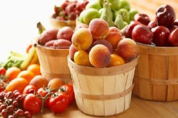 Προσοχή! Αυτή είναι η λίστα με τα πιο μολυσμένα φρούτα και λαχανικά για το 2019!