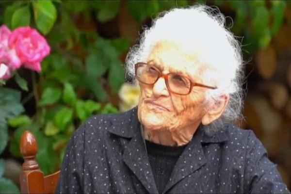 Γενέθλια για τη γηραιότερη Ελληνίδα – Έκλεισε τα 114! (photos)