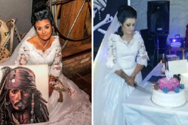 Γυναίκα παντρεύτηκε το φάντασμα ενός πειρατή και τώρα φοβάται ότι είναι έγκυος!