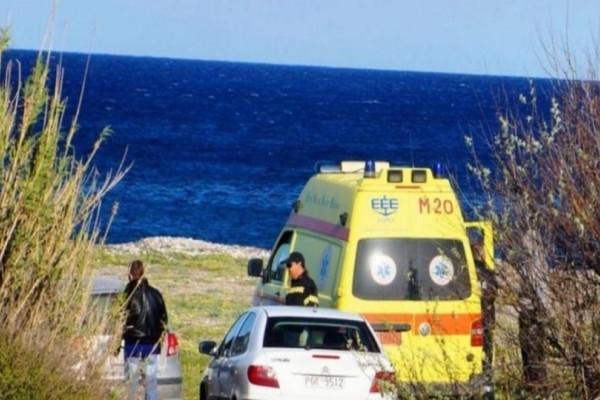 Φρίκη στην Χαλκιδική: Ανασύρθηκε νεκρός από την παραλία!