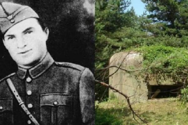 Δημήτρης Ίτσιος: Ο λοχίας που σταμάτησε την γερμανική επέλαση με πέντε άντρες! Εξολόθρευσε από το πολυβολείο πάνω από 250 στρατιώτες της Βέρμαχτ!