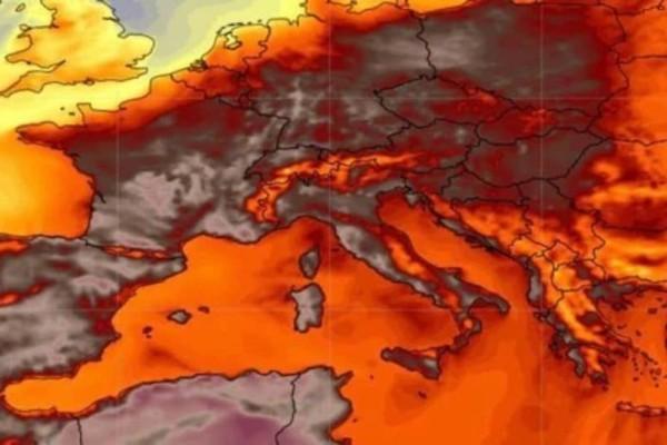 Υποχωρεί ο καύσωνας στην Ευρώπη: Τι αφήνει όμως πίσω του; (Video)