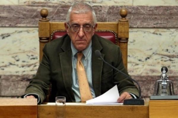 Αντιπρόεδρος Βουλής ο Κακλαμάνης με ποσοστό ρεκόρ!