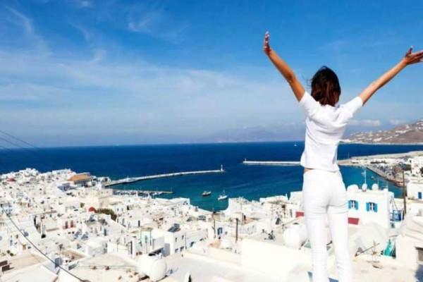 Νέο ρεκόρ τουρισμού φέτος το καλοκαίρι στην Ελλάδα!