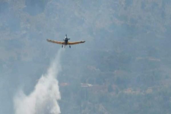 Μεγάλη πυρκαγιά στο Ναύπλιο!