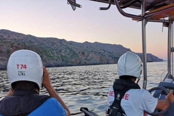 Κρήτη: Αίσιο τέλος για μικρό παιδί που χάθηκε στην παραλία της Αμμουδαράς!