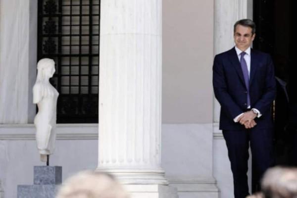 Πληθώρα συγχαρητηρίων δέχτηκε ο Κυριάκος Μητσοτάκης από ξένους ηγέτες!