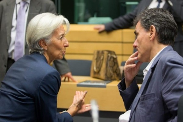 Ο Τσακαλώτος για διάδοχος της Λαγκάρντ στο ΔΝΤ!