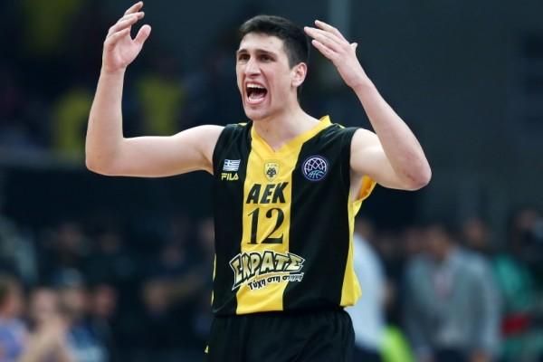 Τέλος ο Λαρεντζάκης από την ΑΕΚ, πάει...