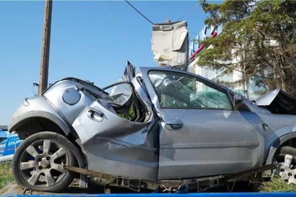 Τροχαίο δυστύχημα στη Λάρισα: Δύο νεκροί στο Γερακάρι!
