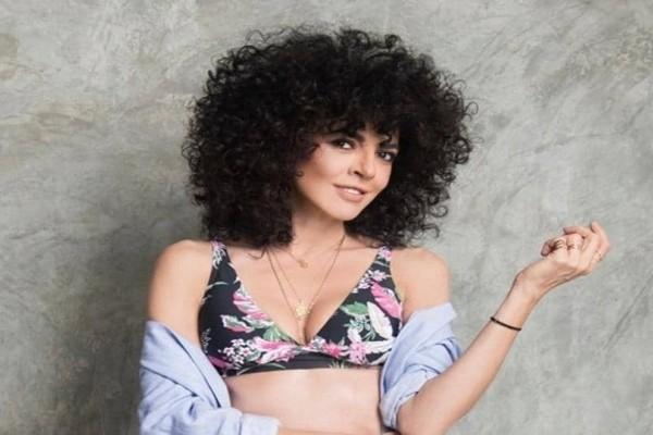 Μαρία Σολωμού: Αυτό είναι το αληθινό ύψος της ηθοποιού και τα κιλά της!