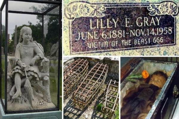 Δείτε τους πιο περίεργους τάφους στον κόσμο!