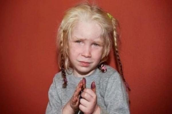 Η τρομακτική αλλαγή της μικρής Μαρίας!