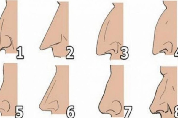 Τι αποκαλύπτει το σχήμα της μύτης σας για το χαρακτήρα σας!