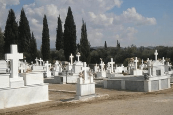 Τραγικό: Άντρας άφησε την τελευταία του πνοή στο νεκροταφείο!