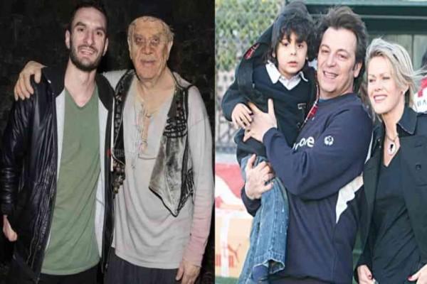 Πέντε αξιοθαύμαστοι διάσημοι Έλληνες, που έχουν παιδιά με ιδιαιτερότητες και στάθηκαν δίπλα τους!