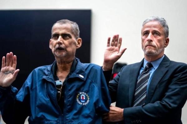 Πέθανε ο 53χρονος αστυνομικός που ερευνούσε στα ερείπια μετά την 11η Σεπτεμβρίου!