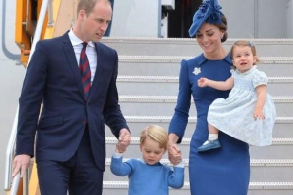 Συναγερμός στο Παλάτι - Σε κίνδυνο τα παιδιά του πρίγκιπα Ουίλιαμ και της Κέιτ Μίντλετον