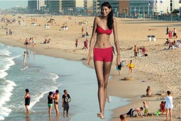 Δείτε τη ψηλότερη γυναίκα του κόσμου που η ζωή της όμως ήταν σύντομη!