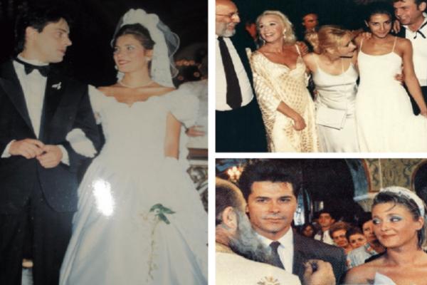 20+1 γάμοι Ελλήνων διάσημων που σχεδόν έχουν ξεχαστεί!