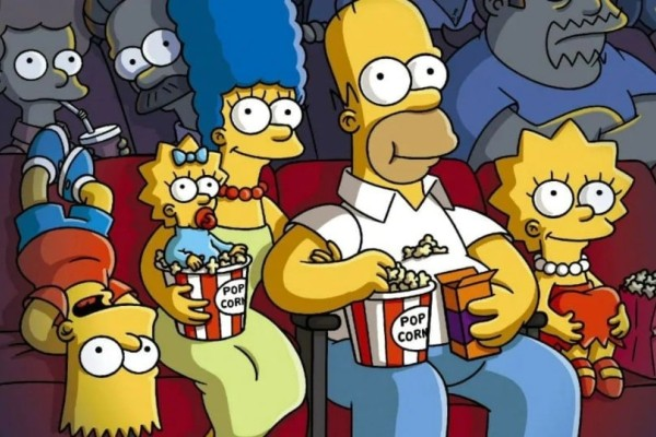 Ανακοινώθηκε 2η ταινία Simpsons!
