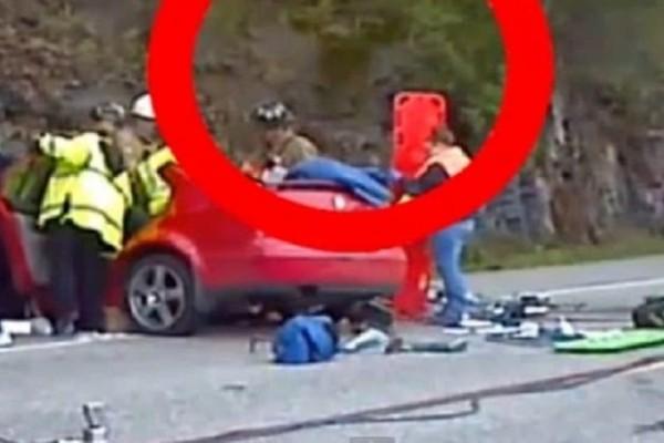 Σοκ: Το πνεύμα ενός νεκρού που εγκαταλείπει το σώμα «πιάστηκε» σε video;