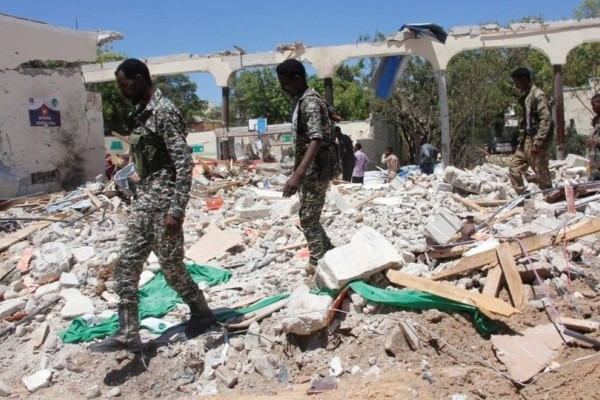 Φρίκη στην Σομαλία: 26 νεκροί από επίθεση Ισλαμιστών!